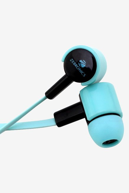 Zebronics EM 850 In The Ear Headphones Blue