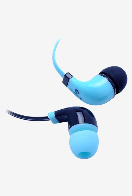 Zebronics EM 750 In The Ear Headphones Blue