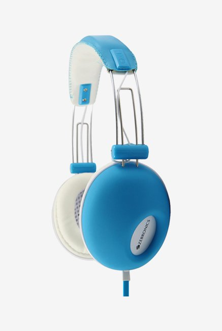 Zebronics Hiphop Over The Ear Headsets Blue