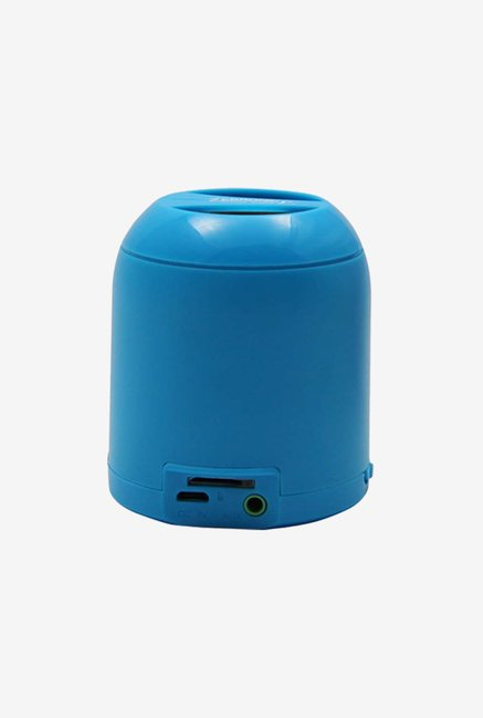 Zebronics Bullet Bluetooth Speaker Blue