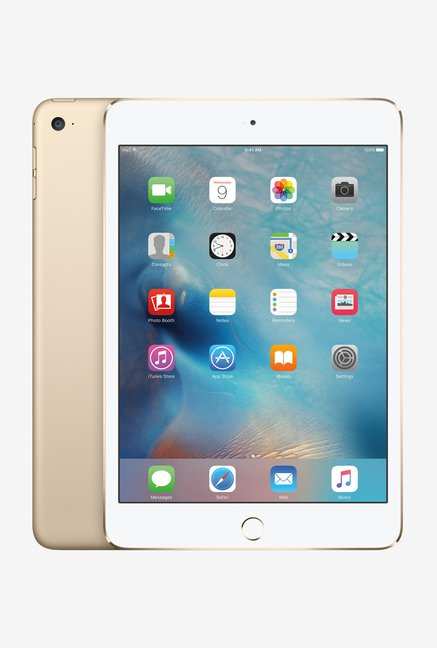 Apple MK9J2HN/A iPad Mini 4 Wi-Fi 64GB (Gold)
