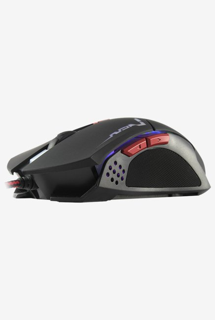 Zebronics Steam Wired Optical Mouse (Black)