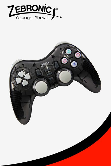 Zebronics Falcon ZEB-500JP Game Pad (Black)