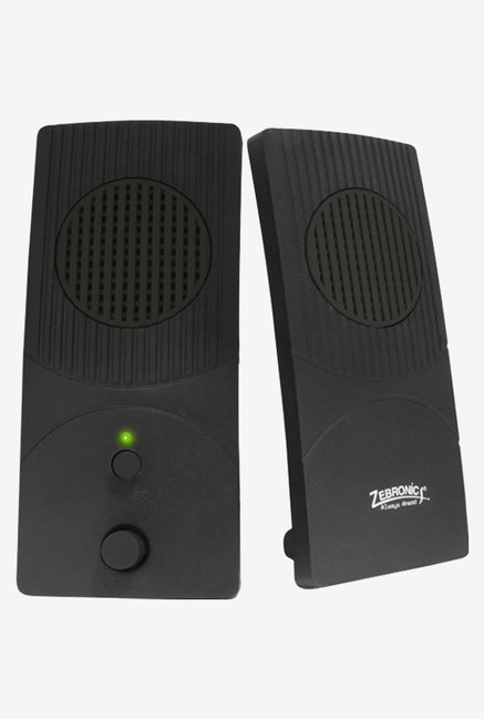 Zebronics S300 Computer Speakers Black