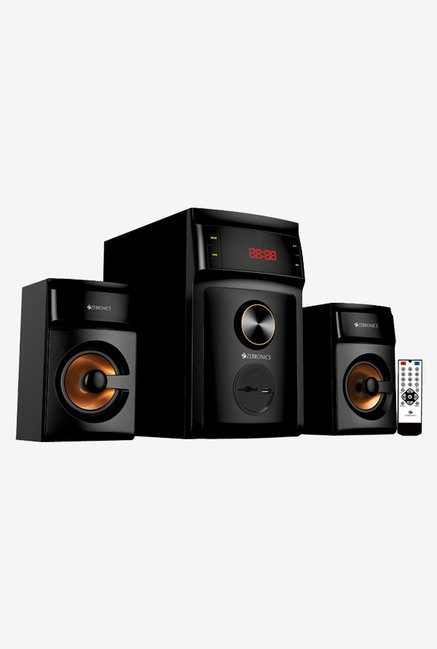 Zebronics Sw3540rucf Computer Speakers Black