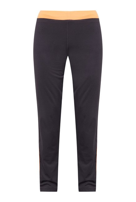 Lotto Dark Grey Slim Fit Trackpant