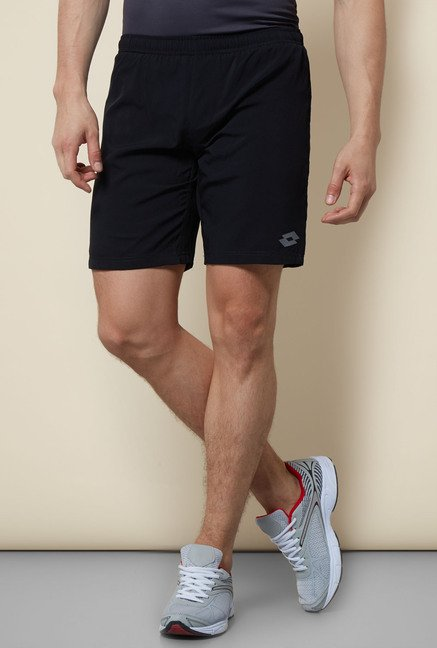 Lotto Black Shorts