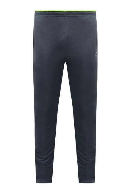 Lotto Grey Mid Rise Trackpant