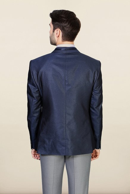Van Heusen Navy Slim Fit Blazer