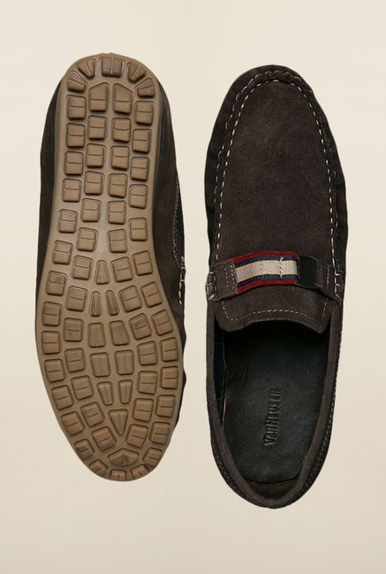 Van Heusen Brown Loafers