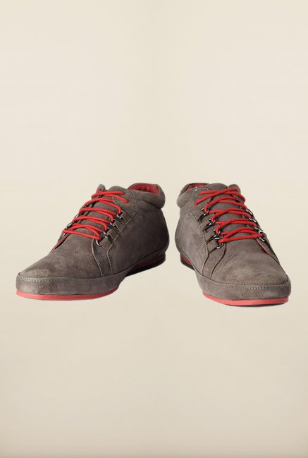 Allen Solly Grey Casual Shoes