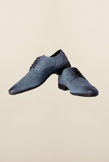 Van Heusen Blue Derby Shoes