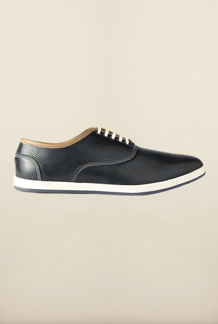 People Navy Oxford Shoes