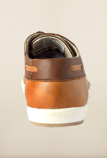 People Brown Boat Shoes