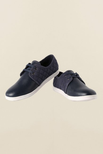 People Navy Casual Shoes