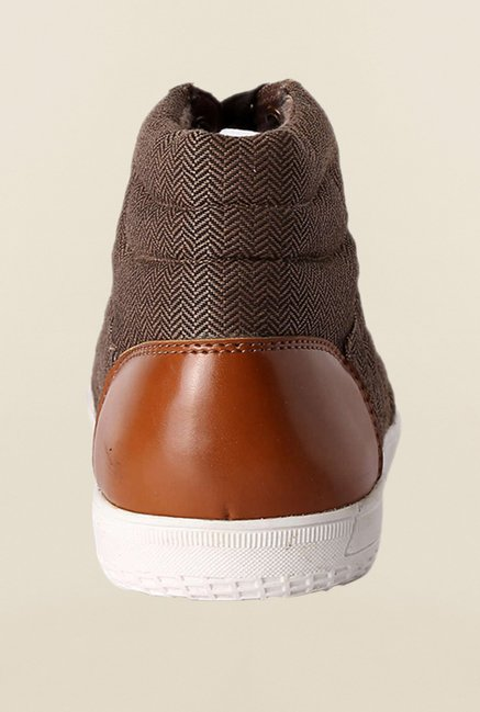 People Brown Sneakers