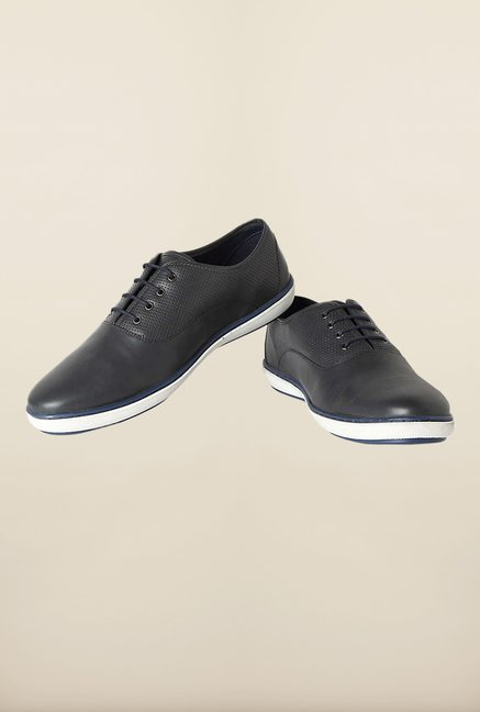 Allen Solly Dark Navy Oxford Shoes