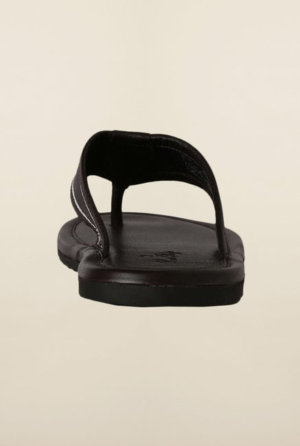 Louis Philippe Black Slippers