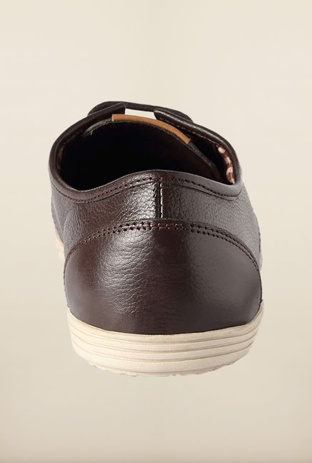 Allen Solly Dark Brown Casual Shoes