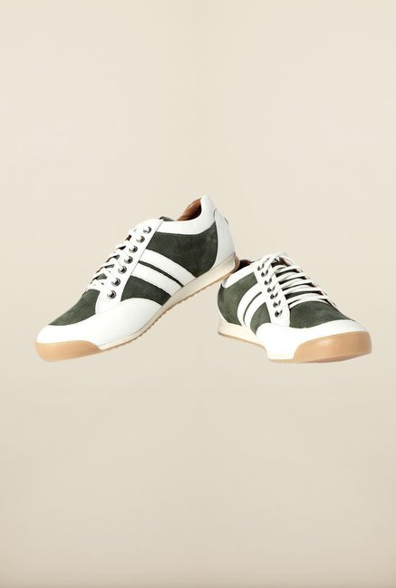 Allen Solly White Sneakers
