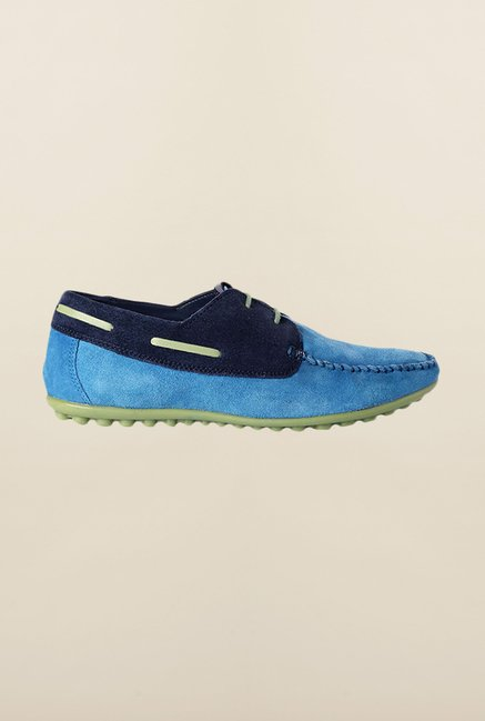 Allen Solly Blue Boat Shoes