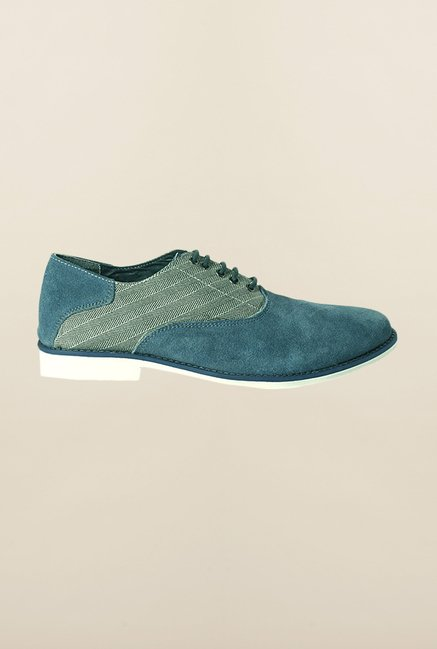 Van Heusen Blue Oxford Shoes