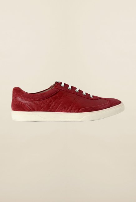 Allen Solly Red Sneakers