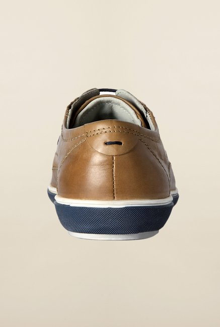 Allen Solly Brown Sneakers