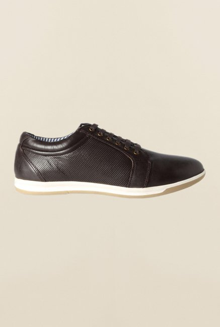 Allen Solly Dark Brown Sneakers
