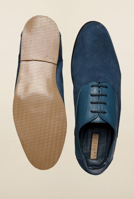 Van Heusen Blue Casual Shoes