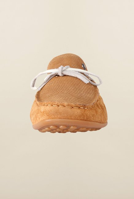 Louis Philippe Brown Moccasins
