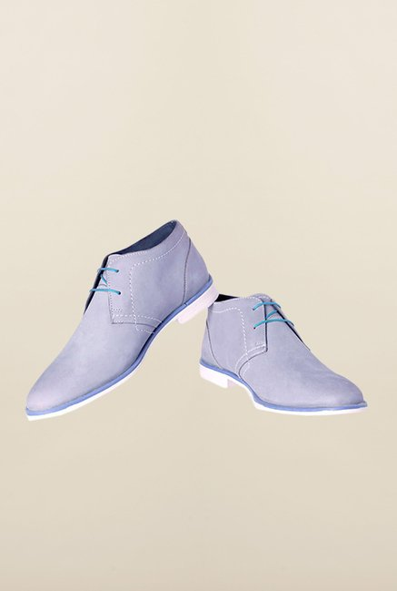 Van Heusen Lilac Chukka Shoes