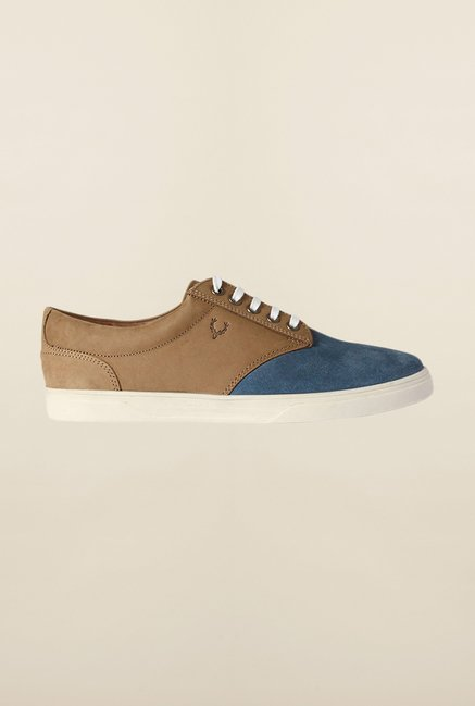 Allen Solly Blue Sneakers