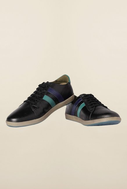 Allen Solly Black Casual Shoes