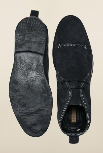 Van Heusen Grey Chukka Shoes