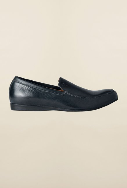 Allen Solly Navy Loafers