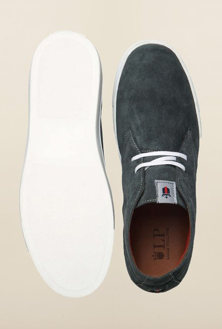 Louis Philippe Grey Sneakers