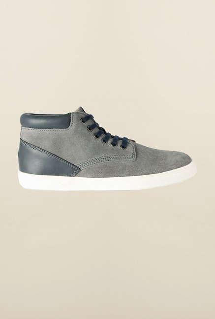 Allen Solly Grey Sneakers