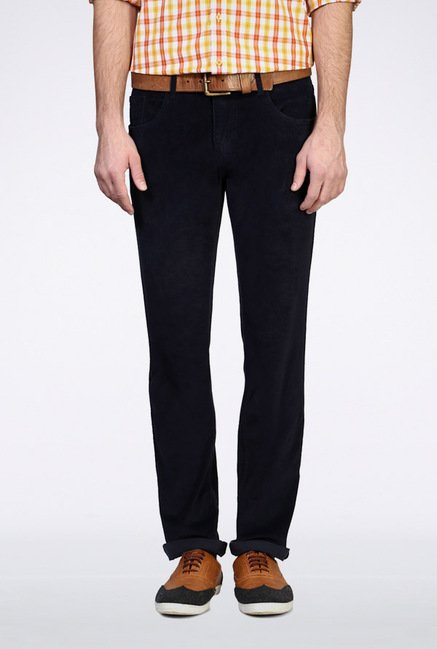 University Of Oxford Navy Casual Trousers