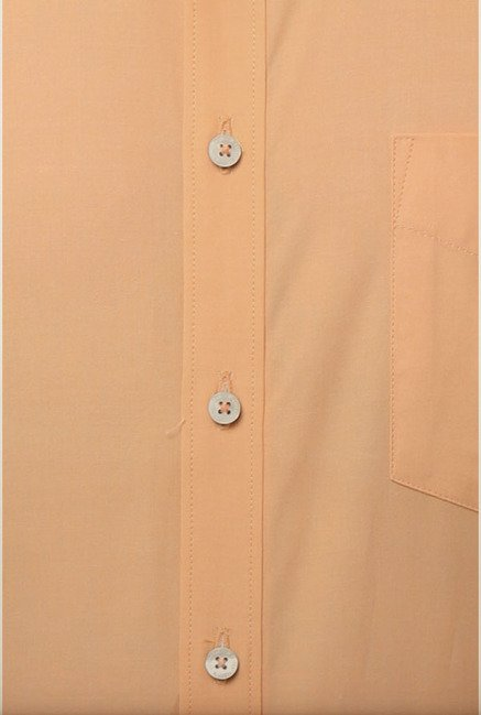 Van Heusen Peach Formal Shirt