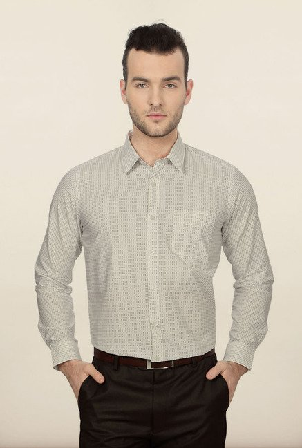 University of Oxford White Formal Shirt
