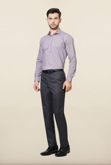 Van Heusen Multicolor Formal Shirt