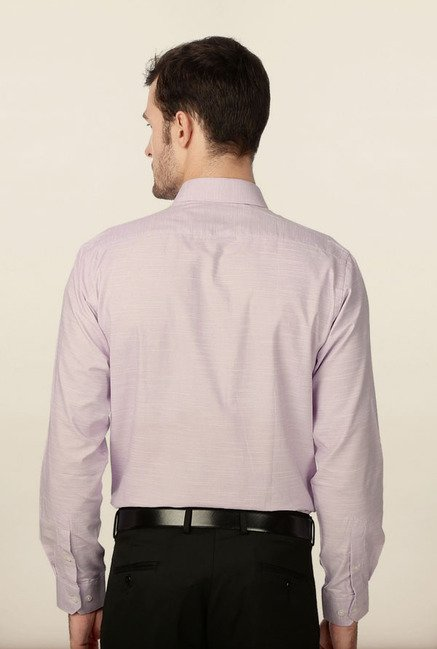 University of Oxford Lavender Formal Shirt