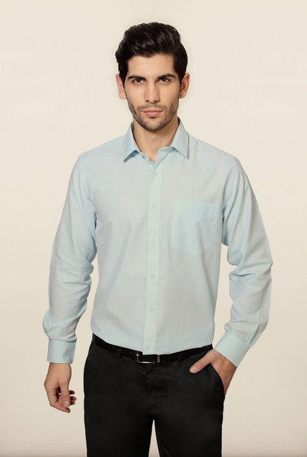 University of Oxford Light Blue Formal Shirt