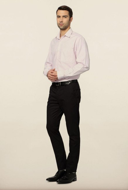 University of Oxford Pink Checks Formal Shirt