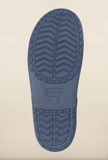 Crocs CitiLane Flash Navy & Bijou Blue Clogs