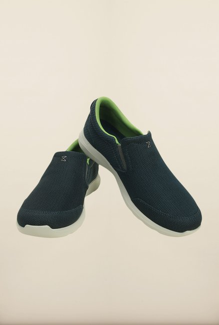 Crocs Kinsale Navy & Pearl White Casual Slip-Ons