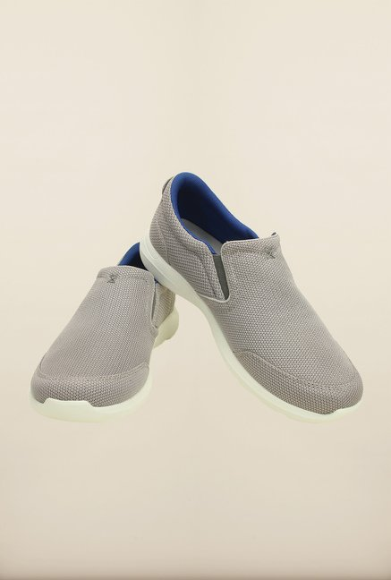 Crocs Kinsale Smoke Grey Casual Slip-Ons
