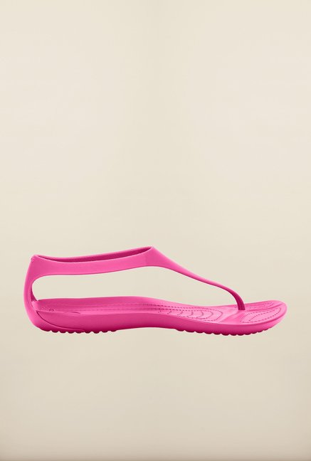 Crocs Sexi Candy Pink Slippers