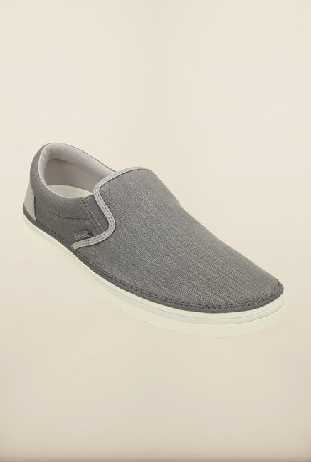 Crocs Norlin Smoke Grey Sneakers